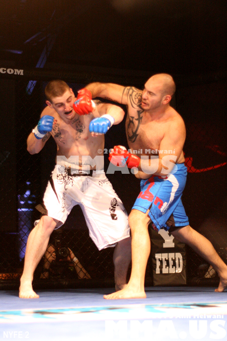 21 - Fight 5 - Patt Carroll vs. Ahmed Aboras