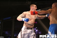 Fight 5 - Patt Carroll vs. Ahmed Aboras