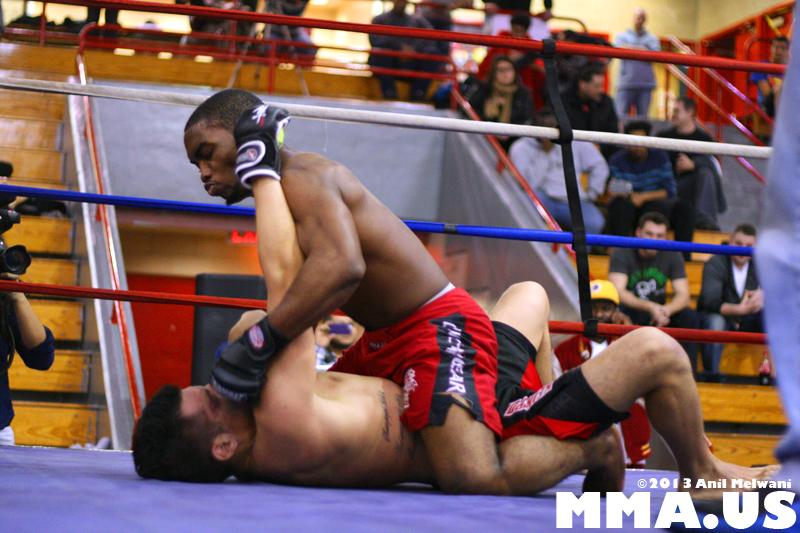 24 - Allen Cornelius vs. Jay Marlin - Underground Combat League February 2014