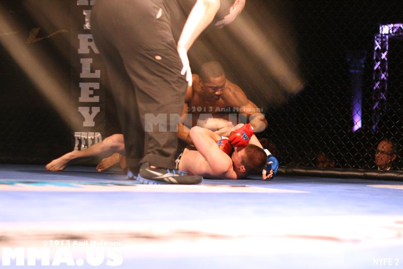 29 - Fight 6 - Nick Olson vs. Omowale Adewale