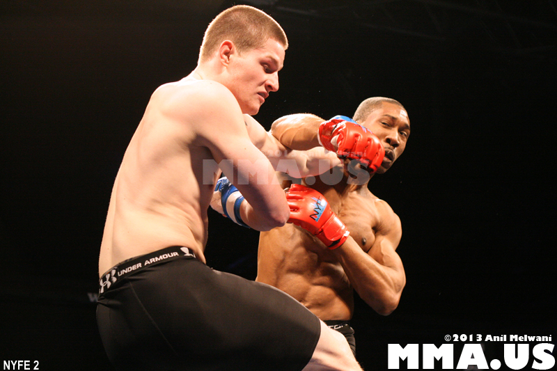 31 - Fight 6 - Nick Olson vs. Omowale Adewale