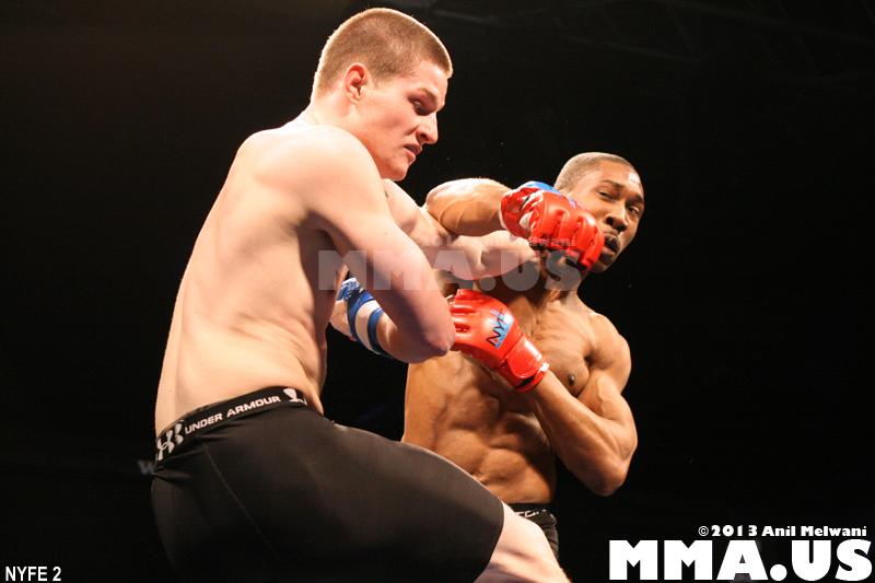 31 - Fight 6 - Nick Olson vs. Omowale Adewale