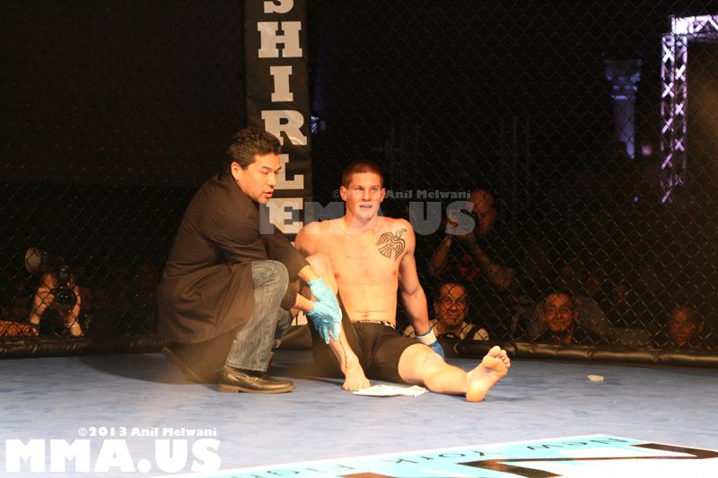 33 - Fight 6 - Nick Olson