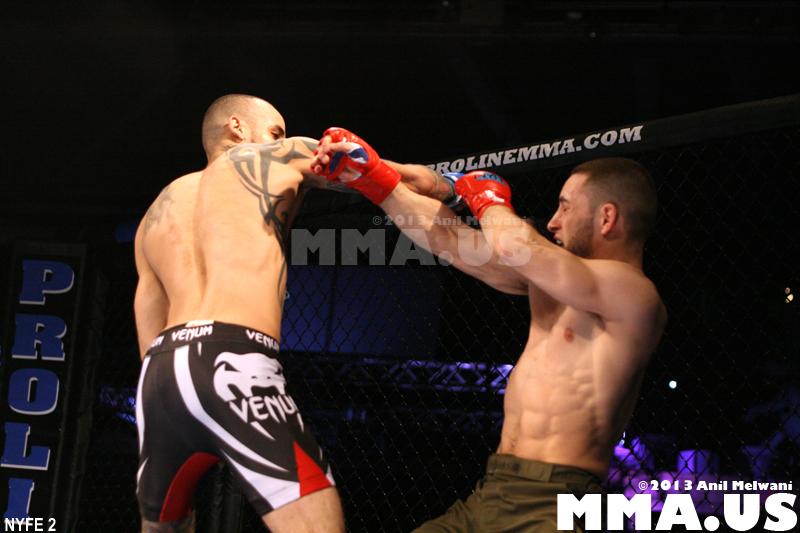 36 - Fight 7 - Juan Rosario vs. Rick Schaffer