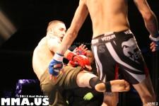 Fight 7 - Juan Rosario vs. Rick Schaffer