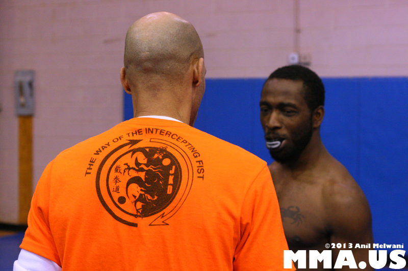 38 - David Dawadah & Mike Brown - Underground Combat League February 2014