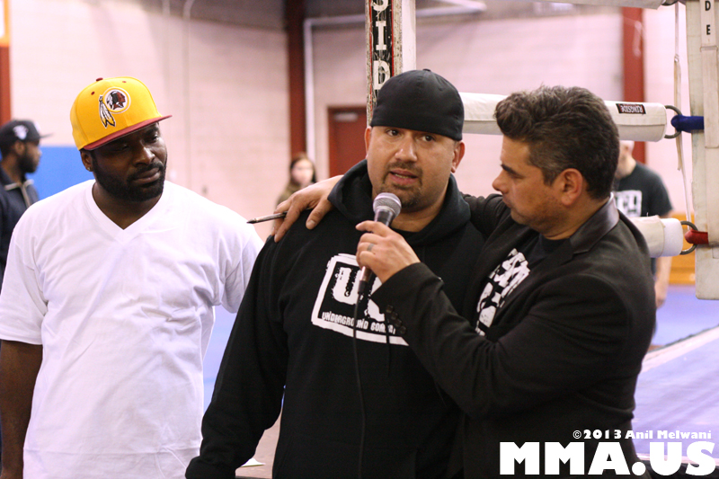 39 - Jay Black, Peter Storm, & Mike Straka - Underground Combat League February 2014