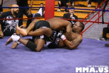 Rashad Clarke vs. Mike Brown