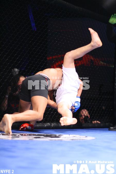 46 - Fight 8 - Pedro Villa vs. William Joya