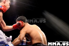 Fight 8 - Pedro Villa vs. William Joya