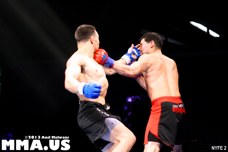 56 - Fight 9 - Felipe Carlos vs. Rob Scotti