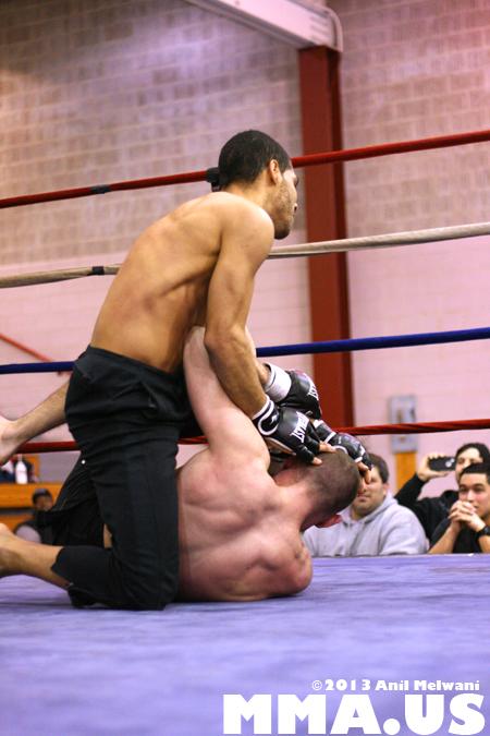 59 - Jonathan Velez vs. Brad Bateman - Underground Combat League February 2014