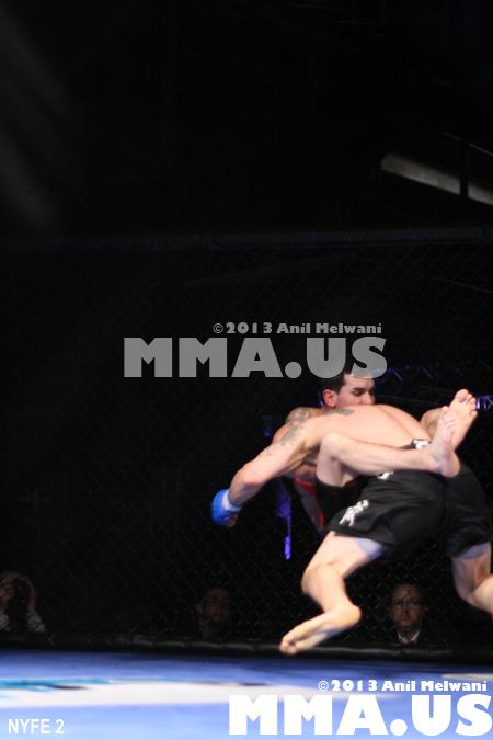 60 - Fight 9 - Felipe Carlos vs. Rob Scotti