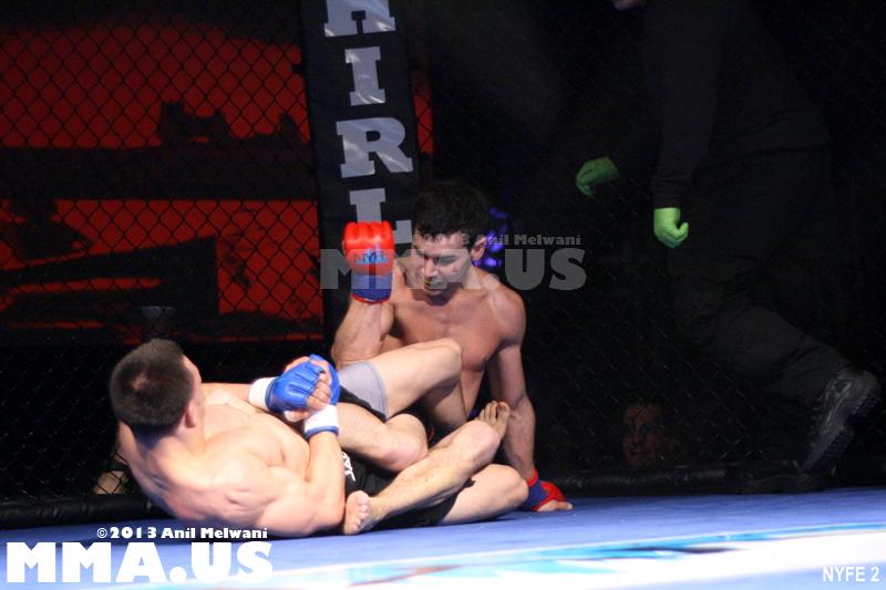 61 - Fight 9 - Felipe Carlos vs. Rob Scotti