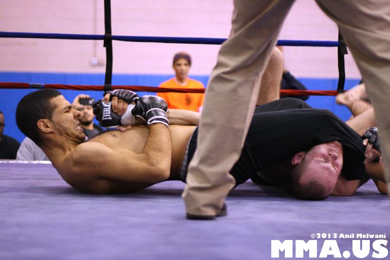 63 - Jonathan Velez vs. Brad Bateman - Underground Combat League February 2014