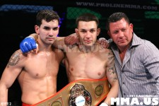Fight 9 - Felipe Carlos & Rob Scotti