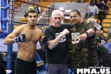 Jonathan Velez, Bruce Kive, & Ruben Rivera