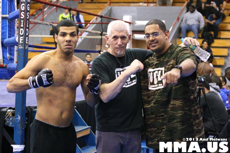 67 - Jonathan Velez, Bruce Kive, & Ruben Rivera - Underground Combat League February 2014