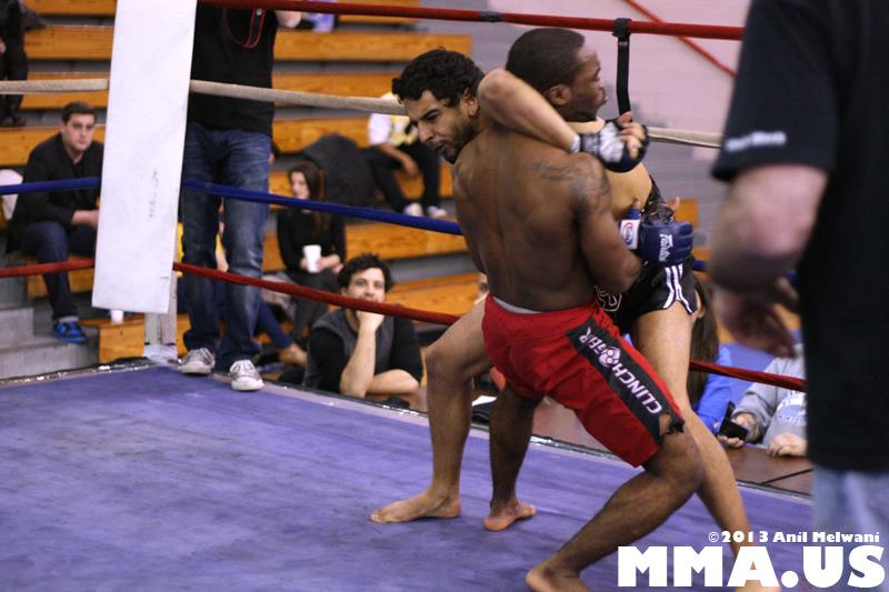 71 - Allen Cornelius vs. Harol Coronado - Underground Combat League February 2014