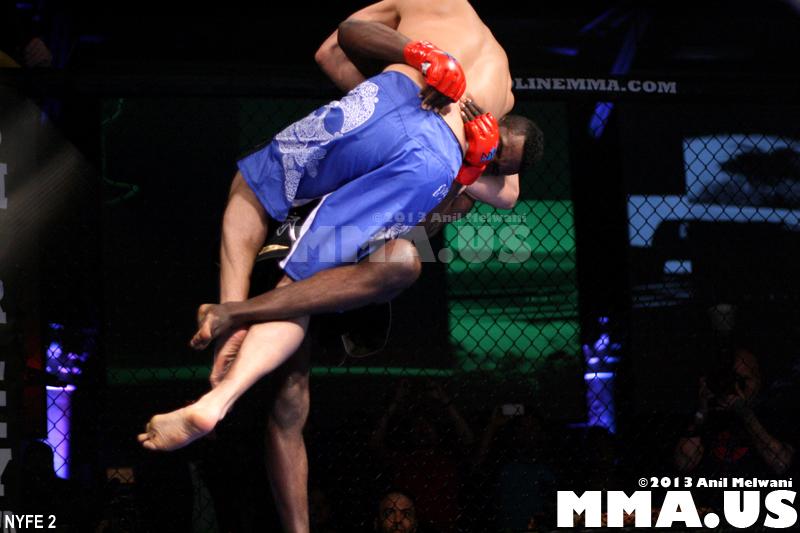 71 - Fight 10 - Jonathan Lopez vs. Jerome Mickle
