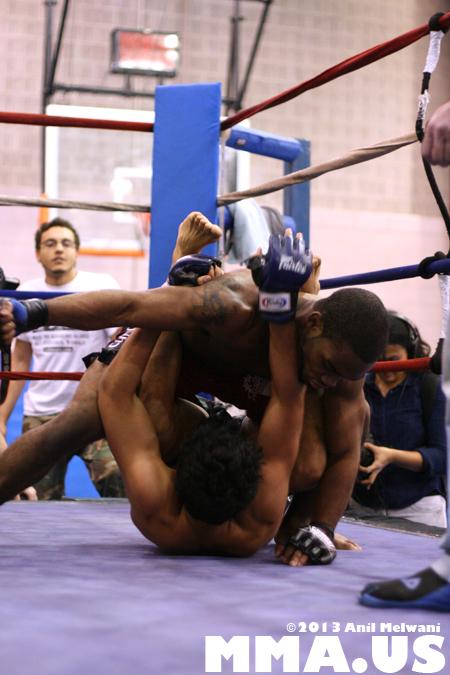 72 - Allen Cornelius vs. Harol Coronado - Underground Combat League February 2014