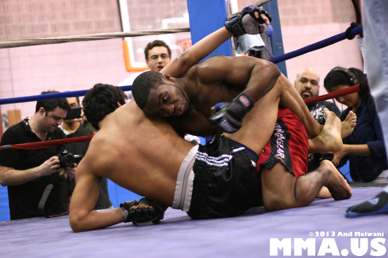 74 - Allen Cornelius vs. Harol Coronado - Underground Combat League February 2014