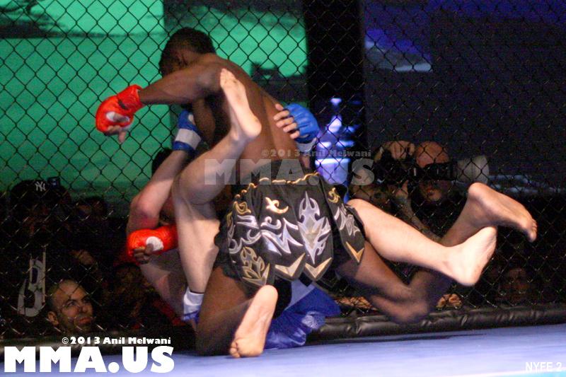 74 - Fight 10 - Jonathan Lopez vs. Jerome Mickle