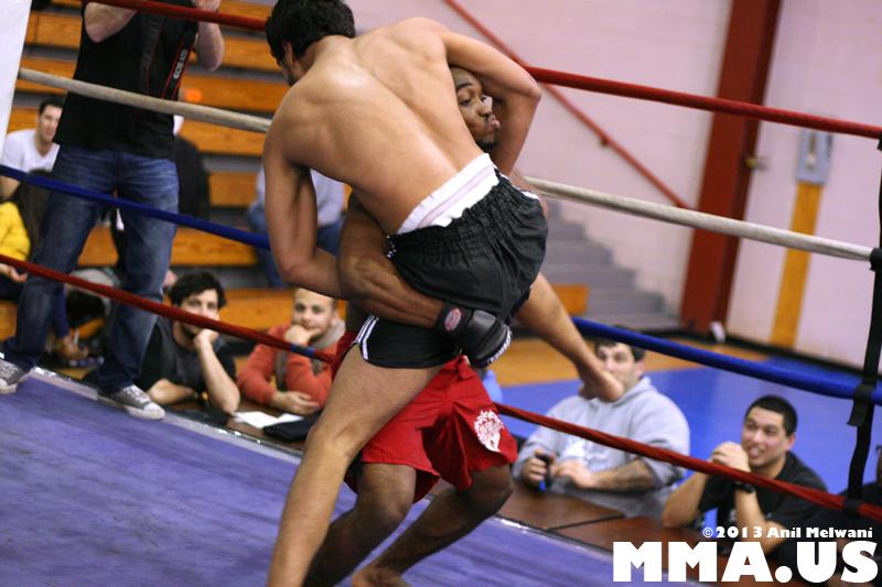 75 - Allen Cornelius vs. Harol Coronado - Underground Combat League February 2014