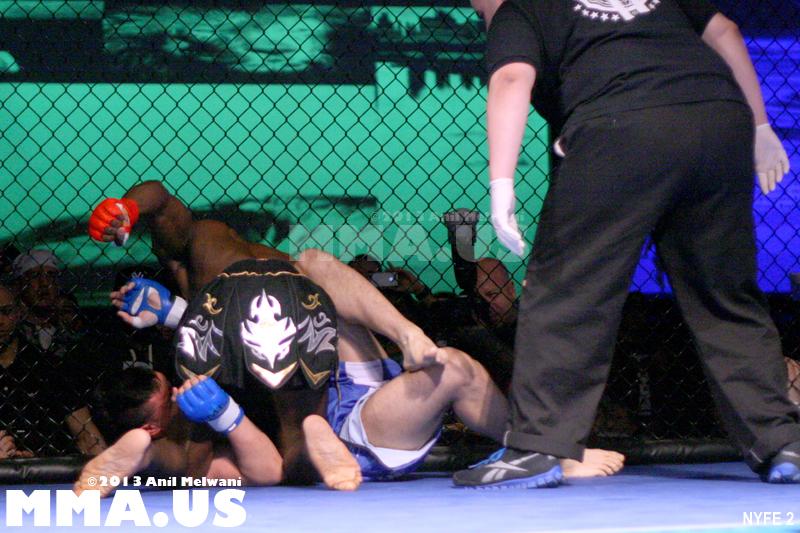75 - Fight 10 - Jonathan Lopez vs. Jerome Mickle