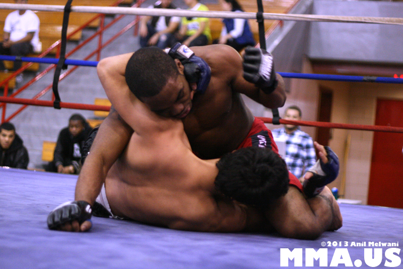76 - Allen Cornelius vs. Harol Coronado - Underground Combat League February 2014