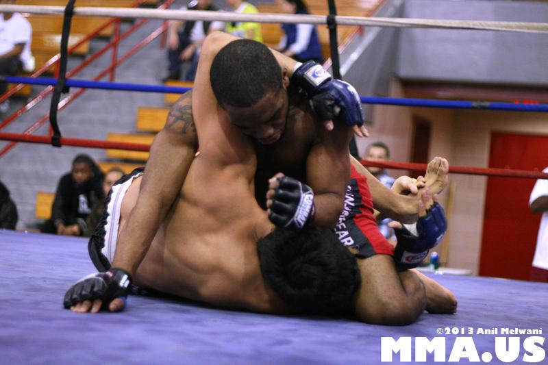77 - Allen Cornelius vs. Harol Coronado - Underground Combat League February 2014