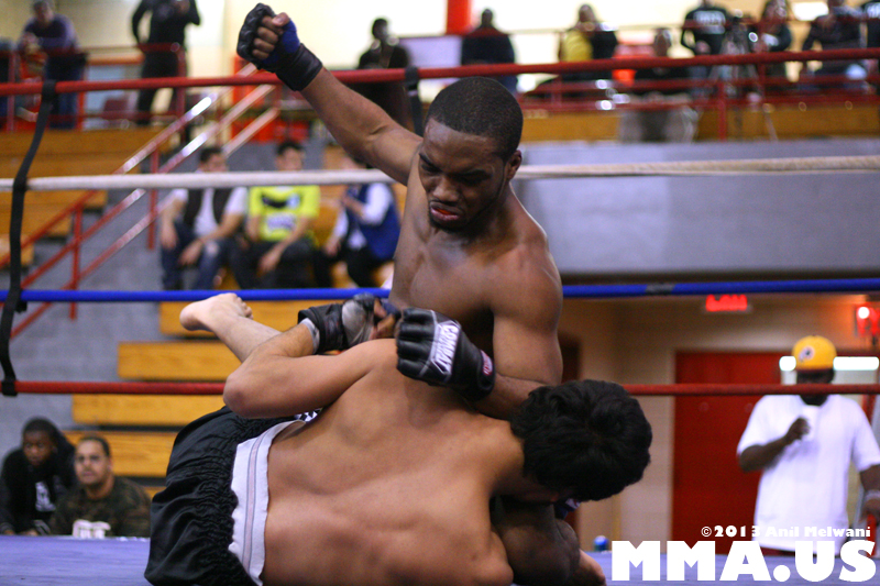 78 - Allen Cornelius vs. Harol Coronado - Underground Combat League February 2014