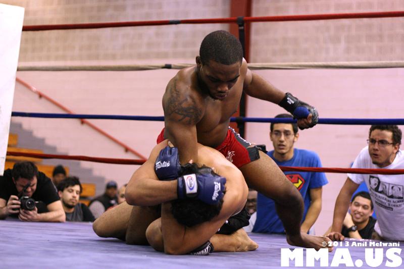 79 - Allen Cornelius vs. Harol Coronado - Underground Combat League February 2014