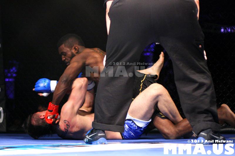 79 - Fight 10 - Jonathan Lopez vs. Jerome Mickle