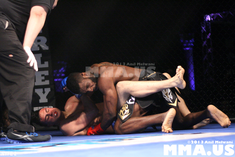 80 - Fight 10 - Jonathan Lopez vs. Jerome Mickle