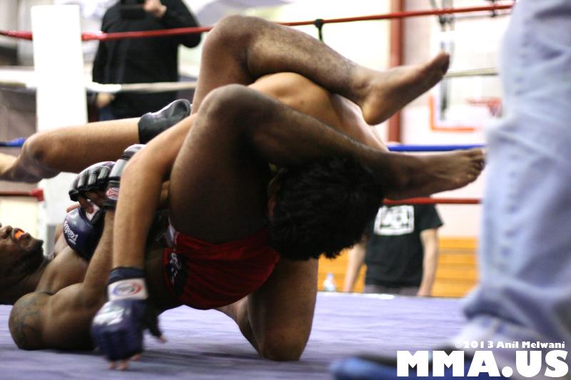 81 - Allen Cornelius vs. Harol Coronado - Underground Combat League February 2014