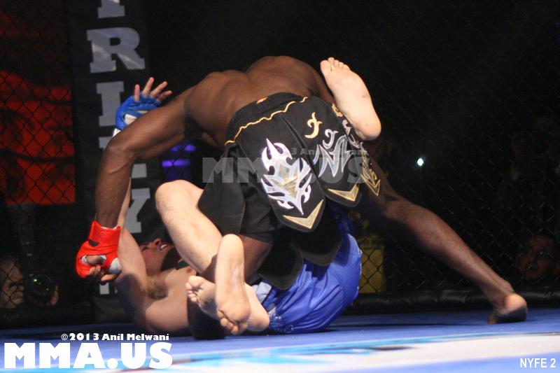 81 - Fight 10 - Jonathan Lopez vs. Jerome Mickle
