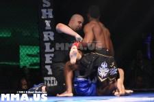 Fight 10 - Jonathan Lopez vs. Jerome Mickle