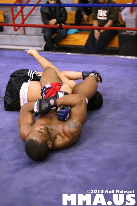 83 - Allen Cornelius vs. Harol Coronado - Underground Combat League February 2014