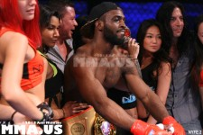 Fight 10 - Undefeated MMA Champion Jerome Mickle & Ring Girls