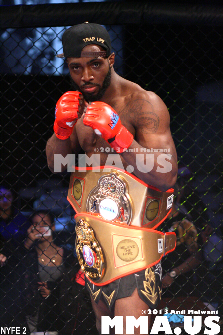 89 - Fight 10 - Undefeated MMA Champion Jerome Mickle