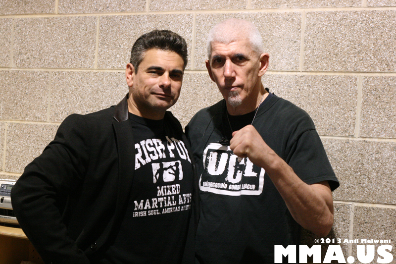 90 - Mike Straka & Bruce Kivo - Underground Combat League February 2014