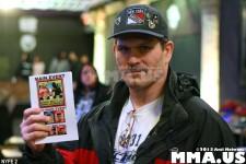 NY MMA Fighter Kevin Wall