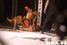Raymond Ceballos vs. Omowale Adewale