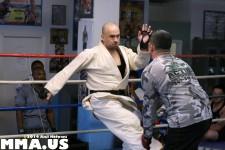 Peter Storm vs. Brad Corbett