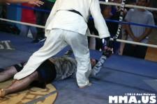 Peter Storm KOs Brad Corbett