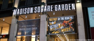 First Ever MMA Event At Madison Square Garden