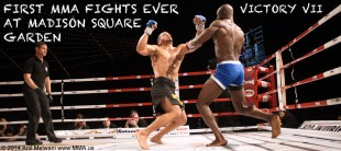 MMA Pops Off At MSG for the First Time - Victory VII