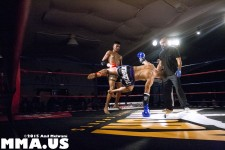 "Muay Thai - Amin Almelik ""Mr Clean"" vs. NJ Mac"