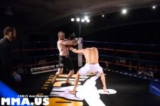 MMA - Kyle McShane vs. Rohan Dalton